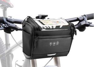 Test et avis sur la sacoche de vélo avant pour VTT CestMall